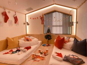 。*:゜☆CAFETELで夢見るクリスマス。*:゜☆~Twinkle Christmas Night~